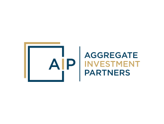 Aggregate Investment Partners logo design