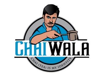 ARHAD KHAN CHAI WALA logo design by Conception