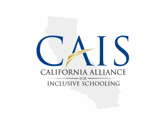 California Alliance for Inclusive Schooling (CAIS) logo design