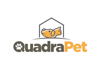 QuadraPet logo design