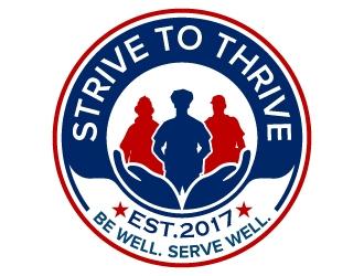 Strive to Thrive logo design