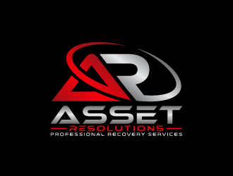 Asset Resolutions  logo design