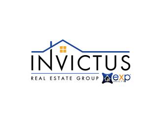 Invictus Real Estate Group logo design