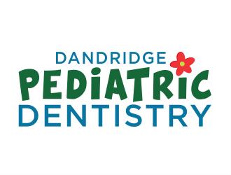 Dandridge Pediatric Dentistry logo design
