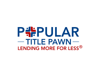 Popular Title Pawn  logo design