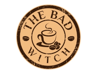 The Bad Witch logo design by abss