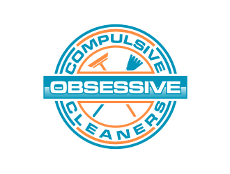 Obsessive Compulsive Cleaners  logo design