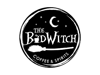 The Bad Witch logo design