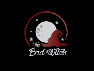 The Bad Witch logo design by justin_ezra