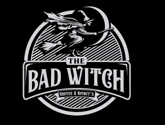 The Bad Witch logo design by logy_d