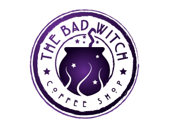 The Bad Witch logo design by jaize