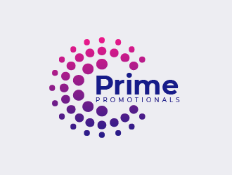 Prime Promotionals logo design winner