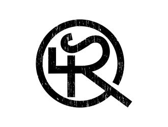 4R Hay Farm logo design