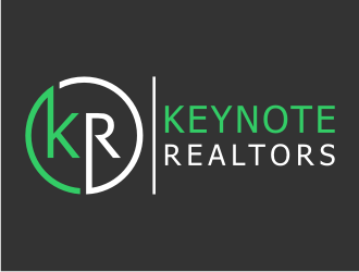 Keynote Realtors logo design