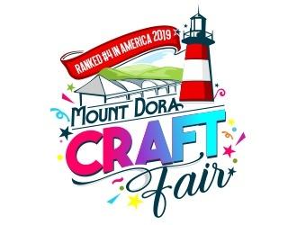 Mount Dora Craft Fair logo design