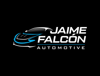 Jaime Falcon Automotive logo design