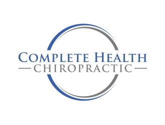 Complete Health Chiropractic logo design winner