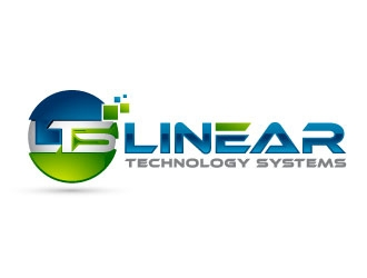 Linear Technology Systems logo design