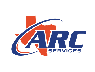 ARC Services logo design winner