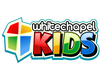 White Chapel Kids logo design