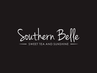 Southern Belle Sweet Tea and Sunshine logo design by Franky.