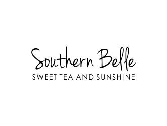 Southern Belle Sweet Tea and Sunshine logo design by akhi
