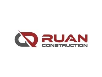 Ruan Construction logo design winner