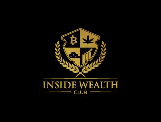 Inside Wealth Club logo design
