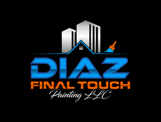 Diaz,Final Touch Painting LLC  logo design winner