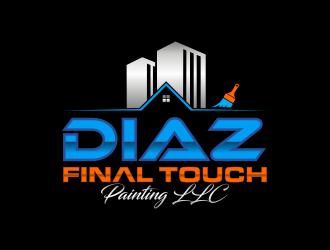 Diaz,Final Touch Painting LLC  logo design