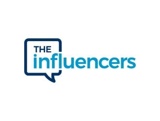 The Influencers logo design winner