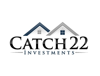 Catch 22 Investments logo design