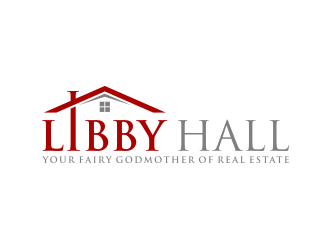 Libby Hall logo design