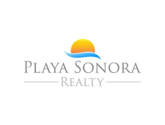 Playa Sonora Realty logo design winner