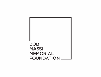 Bob Massi Memorial Foundation logo design by Franky.