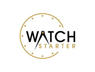 WATCHSTARTER logo design winner