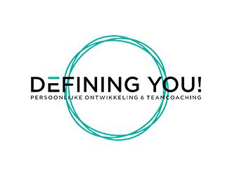 Defining You! Persoonlijke ontwikkeling en teamcoaching logo design