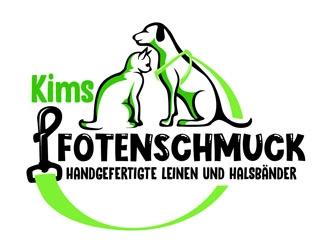 Pfotenschmuck logo design