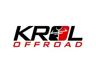 Krol Offroad logo design