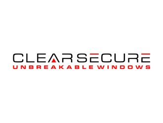 ClearSecure Unbreakable Windows logo design winner
