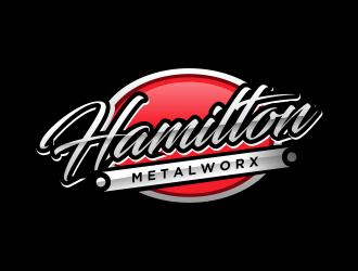 Hamilton Metalworx logo design