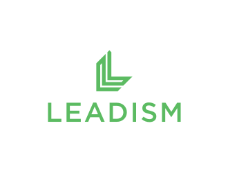 Leadism logo design winner