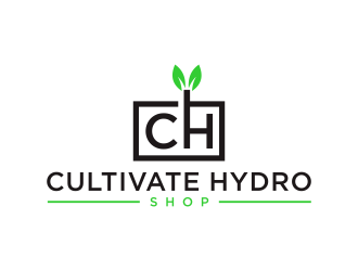 Habitat Hydro Shop logo design
