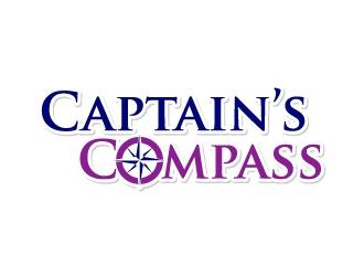 Captains Compass logo design