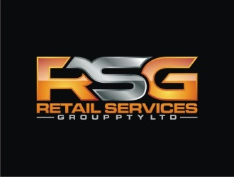 RETAIL SERVICES GROUP PTY LTD logo design
