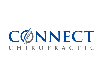Connect Chiropractic  logo design