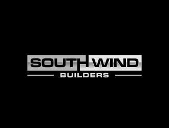 Southwind builders logo design