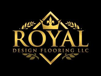 Royal Design Flooring LLC logo design by J0s3Ph