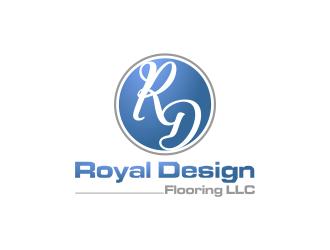 Royal Design Flooring LLC logo design by Gwerth