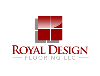 Royal Design Flooring LLC logo design by kunejo